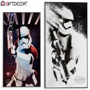Tavla Gift Decor Star Wars (3 x 91,5 x 61,5 cm)