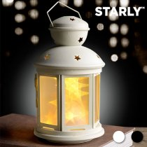 Starly Lykta med LED-belysning