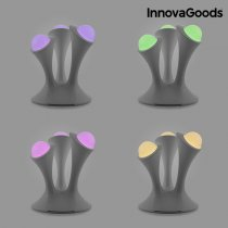 Multicolor Fluorescerande LED lampa